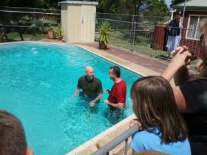 BAPTISM NM